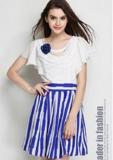 JNS9116 dress blue