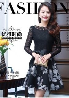 JNS8720 dress black