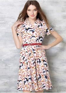 JNS6540 office-dress