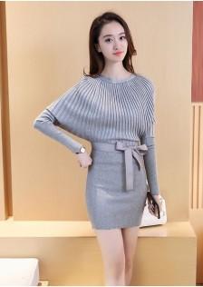 HYB5238 Sweater-Dress
