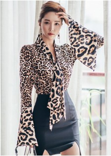 HYB8789 Office-Top+Skirt
