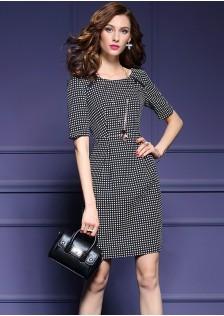 HYB8680 Office-Dress