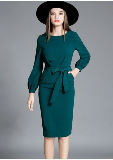 HYB085 Office-Dress