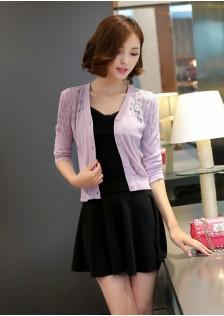 HYB8670 Casual-Jacket purple,blue,red,rose,orange,black,white,dark-pink,light-pink $9.10 22XXXX2311659-SD4LV427
