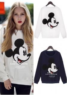 HYB6311 Sweater white,blue $10.00 26XXXX3313192-BA5LV512-B
