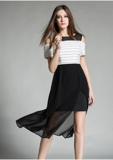 HYB1695 Office-Dress $16.30 55XXXX1724557-BA4LV465-A