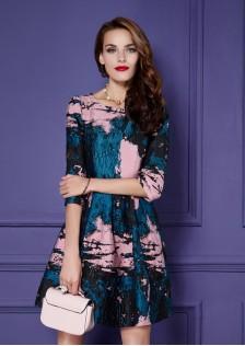 HYB5817 Office-Dress