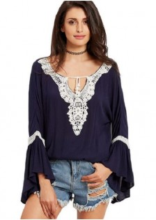 HYB5883 Casual-Blouse