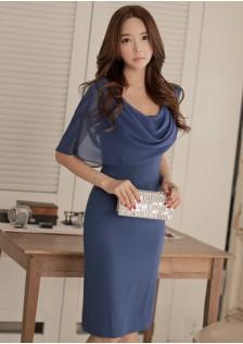 HYB8567 Office-Dress
