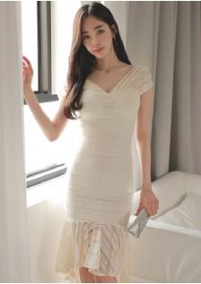 HYB8585 Office-Dress