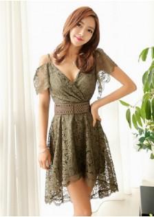 HYB8536 Office-Dress