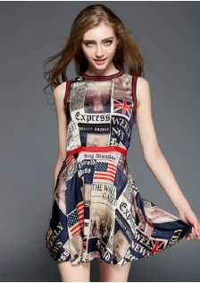 HYB1660 Casual-Dress