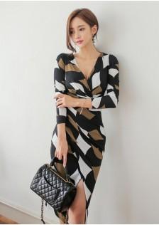 HYB243 Office-Dress