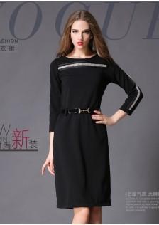 HYB9178 Office-Dress