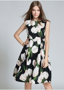 HYB9247 Office-Dress