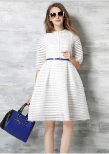 HYB9184 Office-Dress