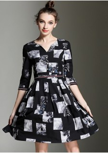 HYB9281 Office-Dress