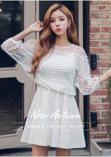 HYB8979 Casual-Dress