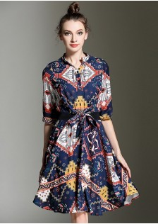 HYB9282 Office-Dress