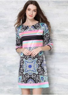 HYB6037 Casual-Dress