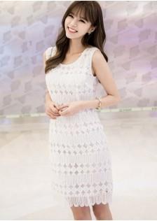 HYB8822 Office-Dress