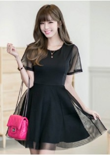 HYB8824 Casual-Dress