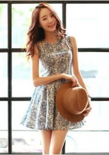 HYB8679 Casual-Dress