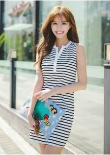 HYB8870 Casual-Dress