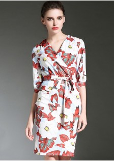 HYB9264 Office-Dress