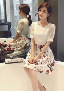 HYB1609 Casual-Dress