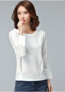 HYB373 Casual-Blouse