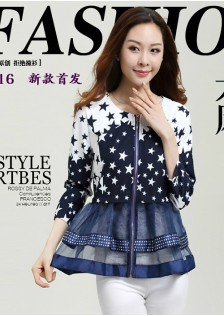 HYB580 Casual-Blouse
