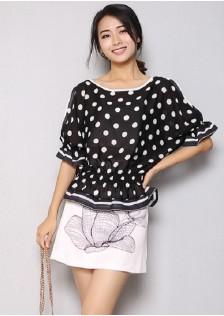 GSS6637 Office-Top+Skirt