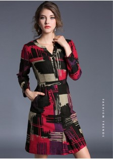 GSS6653 Office-Dress