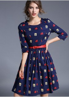 GSS5076 Office-Dress