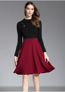 GSS1215 Office-Dress