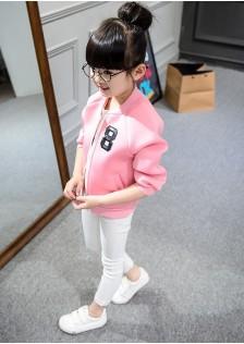 GSS381 Kids-Jacket black,pink $16.67 38XXXX1835433-BT1LV539a