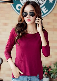 GSS821 Casual-Blouse red,black $13.15 22XXXX2829856-SD1LVCF1-19