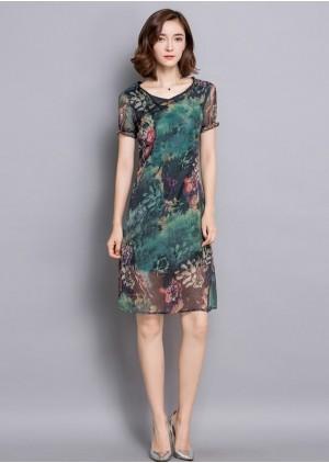 GSS5327 Casual-Dress