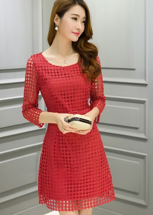 GSS2867 Office-Dress