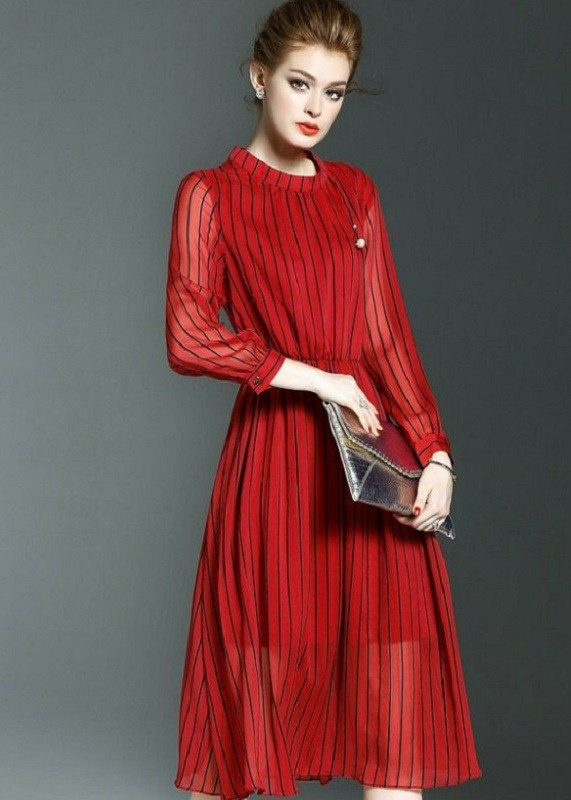 GSS6868 Office-Dress red,green $23.48 68XXXX3678932-LA2LVA11-B