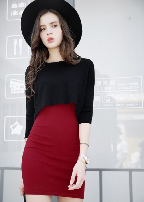 GSS10123 Office-Outer+Dress red $26.14 80XXXX3631185-BA5LV515