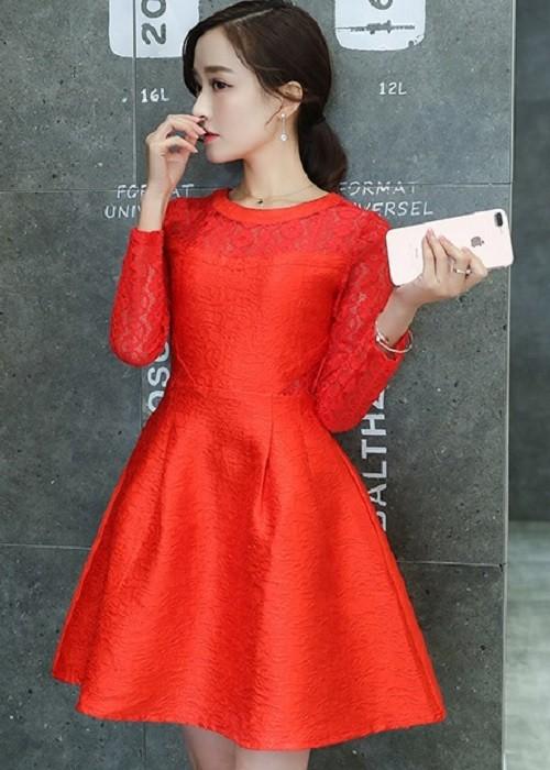 GSS1088 Office-Dress red,white,black $22.36 63XXXX3630224-RU1LV117-B