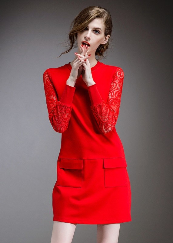 GSS1545 Office-Dress red,black $17.25 40XXXX3625005-NU3LV380A1