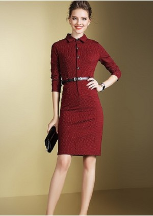 GSS6671 Office-Dress