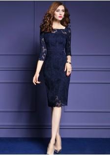 GSS8806 Office-Dress blue,red $21.25 58XXXX3857801-LA2LVB01-A