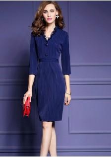 GSS1828 Office-Dress