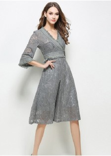 GSS3773 Office-Dress gray,black $21.70 60XXXX3709437-LA7LV711