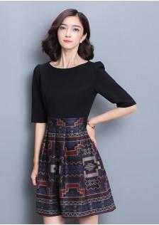 GSS5365 Office-Dress black