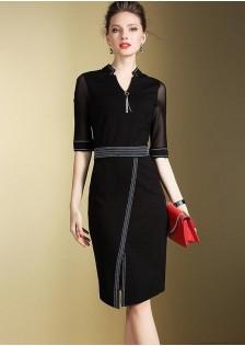 GSS8881 Office-Dress red,black $20.59 55XXXX3112443-LA2LVE246-A